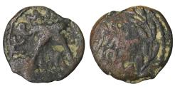 Ancient Coins - Judaea Antonius Felix. 52-59 B.C. Æ prutah. \ Biblical coin
