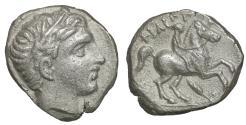 Ancient Coins - Macedon Amphipolis Philip III Arrhidaeus 323-317 BC Tetrobol XF\UNC