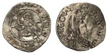 World Coins - REPUBLIC OF VENICE. GIOVANNI DOLFIN 1356-1361 AD. SOLDINO