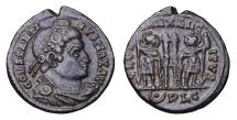 CONSTANTINE I THE GREAT. 307-337 AD. BRONZE.