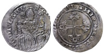 World Coins - ITALY MILAN. 2nd Republic. 1147-1450 DC. GROSSO