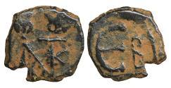 Ancient Coins - Justin II AD 565-578 Æ Pentanummium VF\XF