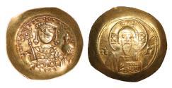 Ancient Coins - MICHAEL VII DUCAS 1071-1078 GOLD Histamenon Nomisma XF\UNC  \ Byzantine Coins