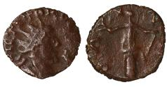 World Coins - Barbaric Radiates 3rd-5th century AD Antoninianus. Imitating Tetricus I. Very fine
