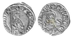 World Coins - REPUBLIC OF VENICE BARTOLOMEO GRADENIGO 1339 - 1342 AD SOLDINO RARE. UNC