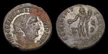 Ancient Coins - GALERIUS 305-311 AD. FOLLIS. Alexandria mint GENIO IMPERATORIS