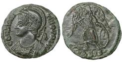 Ancient Coins - Constantine I The Great. 307-337 AD. Commemorative Series. Follis. Siscia XF