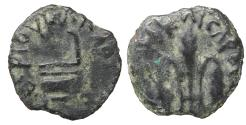 Ancient Coins - Pontius Pilate. 26-36 AD. Prutah. 29 AD. VF+