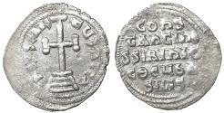 Ancient Coins - CONSTANTINE VI & IRENE (780-797). Miliaresion. Rare. XF