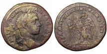 Ancient Coins - Marcianopolis. Elagabalus, . Bronze. Æ 25 Julius Antonius Seleucus, legatis consularis AD 218-222.