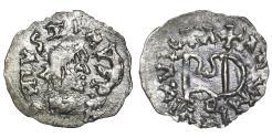 World Coins - GEPIDS. Theodoric the Great (489-526). 1/2 Siliqua. Sirmium. Rare. XF