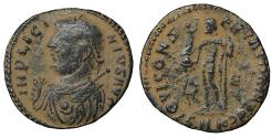 Ancient Coins - Licinius I 308-324 AD Centenionalis VF\XF IOVI CONSERVATORI \ Roman Coins