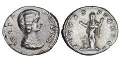 Ancient Coins - Julia Domna 193-217 Denarius IVLIA AVGVSTA UNC