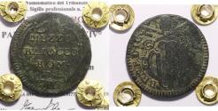 World Coins - Papal States. 1/2 Baiocco. 1758. Rome. 5,56 gr. - 26,86 mm.