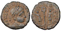 Ancient Coins - Constantine II. 330-335 AD. AE follis. aXF