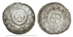 World Coins - Venice Orio Malipiero 1178–1192 Denar Schyphate  Scarce XF