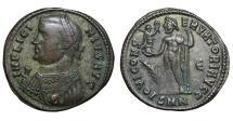 Ancient Coins - Licinius I, AE follis of Nicomedia. AD 317-320 RARE. MINT STATE
