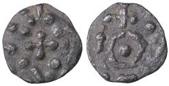 World Coins - Anglo-Saxon Continental phase 695-740 AD Silver Sceat Rare. VF\XF.