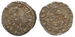 World Coins - REPUBLIC OF VENICE. GIOVANNI GRADENIGO. 1355 - 1356 AD. SOLDINO.