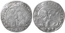 World Coins - Venice Francesco Loredan 1752-1762 Ducato aXF