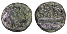Ancient Coins - Thessalonica AE18