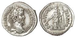 Ancient Coins - SEPTIMIUS SEVERUS (193-211). Denarius. Laodicea ad Mare Near Mint State