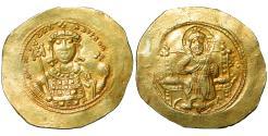 Ancient Coins - Michael VII Ducas. Gold histamenon Nomisma. Constantinople, 1071 - 1078 AD XF