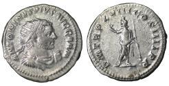 Ancient Coins - Caracalla, 198-217. Antoninianus. Rome, Serapis XF+