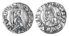 World Coins - REPUBLIC OF VENICE BARTOLOMEO GRADENIGO 1339-1342 AD SOLDINO RARE XF