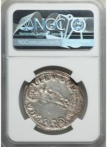 World Coins - Venice Leonardo Loredan Lira Mocenigo 1501-1521 NGC AU Details