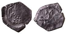Manuel I. 1143-1180 AD. AE Half Tetarteron.