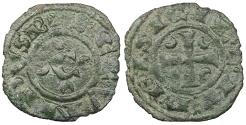 World Coins - Italy. Kingdom of Sicily. Conrad II. 1254-1258. Denar Scarce. XF