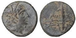 Ancient Coins - Pontos Amisos circa 85-65 BC Bronze aXF