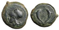 Ancient Coins - SICILY Syracuse Dionysios I 405-367 BC Drachm XF \ 34.13 gr