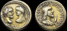 Ancient Coins - Sauromates II under Septimius Severus EL Stater 193-211 AD. Bosporos.