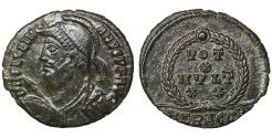 Ancient Coins - Julian II AD 360-363 Heraclea Follis UNC \ Roman Coin