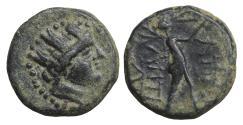 Ancient Coins - Phrygia Apameia 88-40 BC  Bronze VF\XF \ Greek Coins