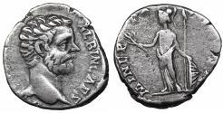 Ancient Coins - Clodius Albinus AD 193-197. Rome. Denarius. \ VF+ \ RARE