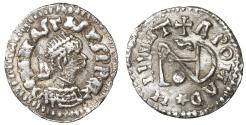 World Coins - Gepids Theoderic the Great 504 - 526. Half siliqua. R2. Uncirculated