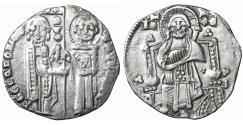 World Coins - VENICE Pietro Gradenigo 1289-1311 Grosso aUNC