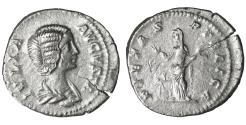 Ancient Coins - Julia Domna 193-217 AD Denarius XF \ Roman Coins