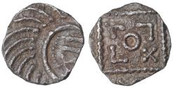 World Coins - Vikings Early Anglo-Saxon continental phase 695-740 AD Sceat XF