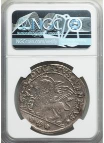 World Coins - Venice Francesco Loredan 1752-1762 Ducato 1752 NGC VF