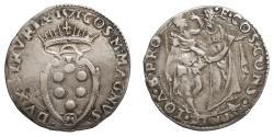 World Coins - Italy Florence Cosimo I de' Medici Giulio  1536-1574