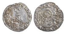 World Coins - REPUBLIC OF VENICE. Marco Corner. 1365-1368 AD. SOLDINO.