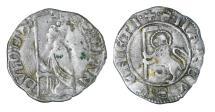 World Coins - REPUBLIC OF VENICE. FRANCESCO DANDOLO. 1329 - 1339 AD. SOLDINO. XF