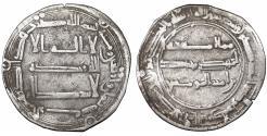 World Coins - Abbasid. al-Mahdi, 158-169 AH. Dirham. XF\UNC