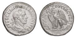 Ancient Coins - SYRIA PHILIP I TETRADRACHM Struck 248-249 AD