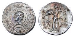 Ancient Coins - Kingdom of Macedon. Antigonos II Gonatas AR Tetradrachm