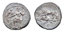 CILICIA, Tarsos. Mazaios, 361-334 BC. AR Stater - Superb Obverse and Reverse Strike
